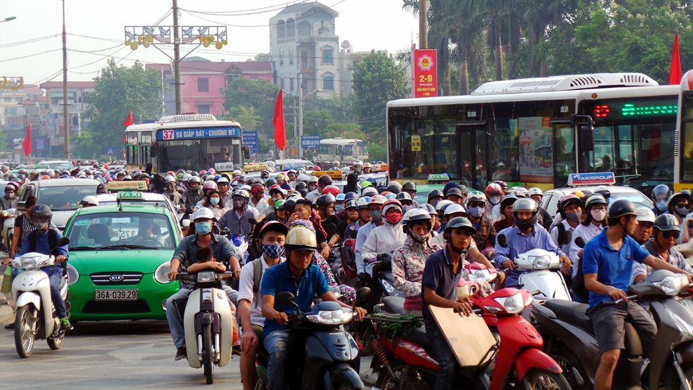 Dân số Việt Nam đứng thứ 15 thế giới, có 99,1 nam trên 100 nữ