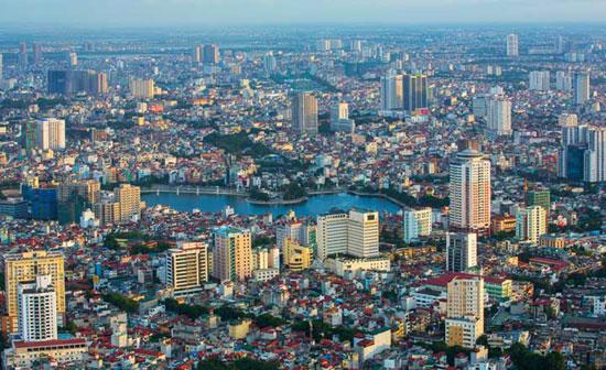 Giá bất động sản tại TP.HCM, Hà Nội đang leo thang?