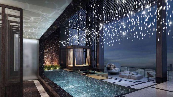 Bên trong căn hộ đắt nhất Singapore vừa được tỷ phú người Anh mua trị giá 43,5 triệu bảng
