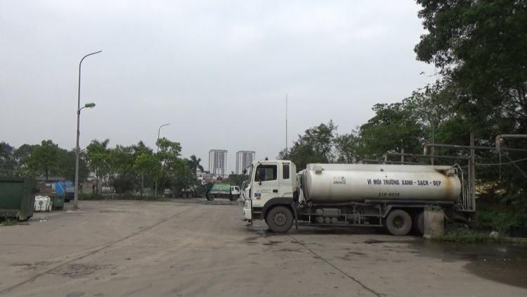 Dân muốn di dời trạm ép rác Lâm Du, Hà Nội nói gì?