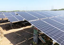 ADB rót gần 38 triệu USD vào một dự án điện mặt trời ở Việt Nam