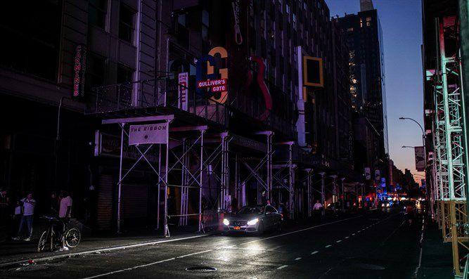 Thành phố New York tê liệt vì mất điện trên diện rộng