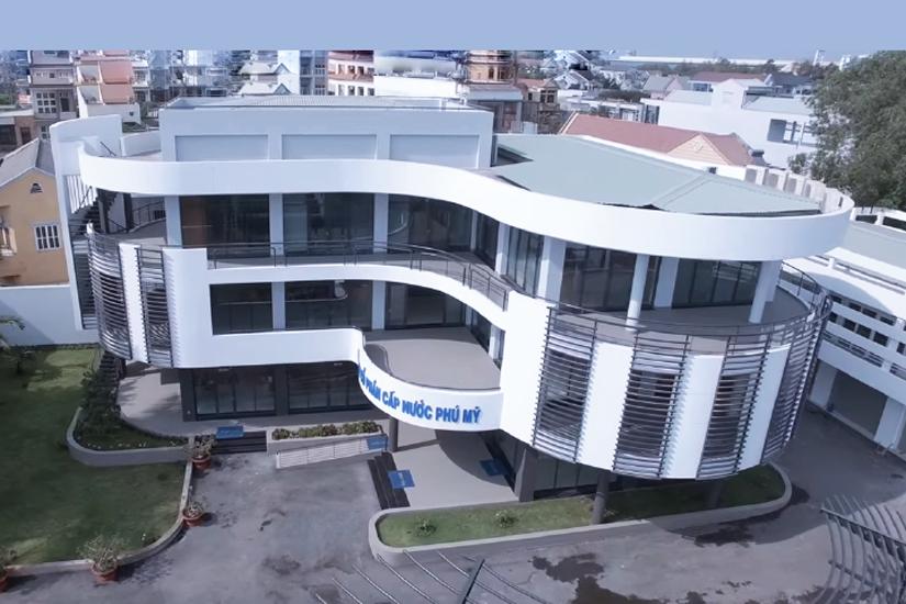 30 triệu cổ phiếu Công ty cổ phần Cấp nước Phú Mỹ  chính thức lên sàn