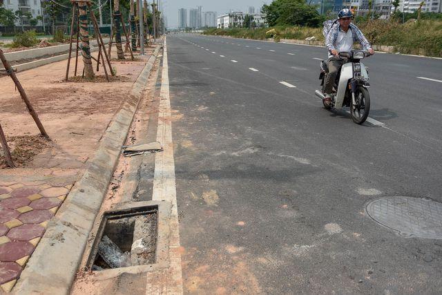 Đường 8 làn xe nối 3 quận nội thành Hà Nội - 11