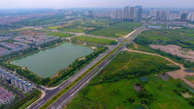Đường 8 làn xe nối 3 quận nội thành Hà Nội - 13