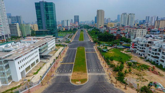 Đường 8 làn xe nối 3 quận nội thành Hà Nội - 4
