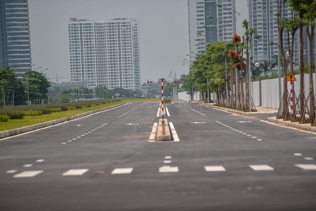 Đường 8 làn xe nối 3 quận nội thành Hà Nội - 6
