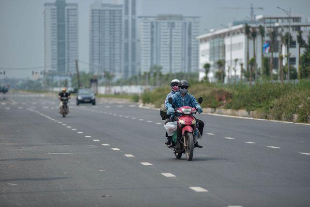 Đường 8 làn xe nối 3 quận nội thành Hà Nội - 9
