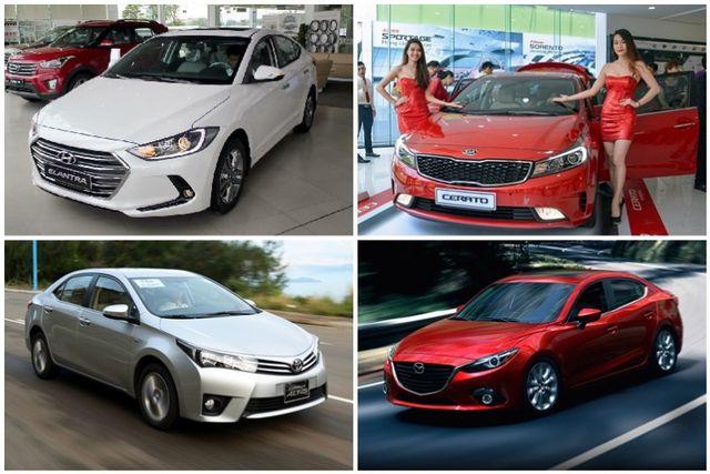 Giá phí trước bạ mới, nhiều mẫu xe giảm giá cả chục triệu đồng - 6