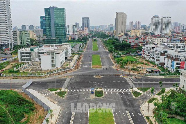 Hà Nội: Giá đất nền tại các quận, huyện ngoại thành tăng chóng mặt - 1