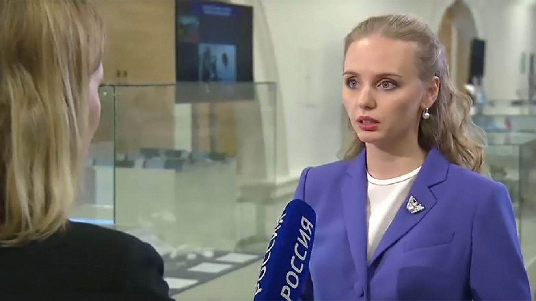 Con gái Putin lần đầu tiết lộ về dự án kinh doanh