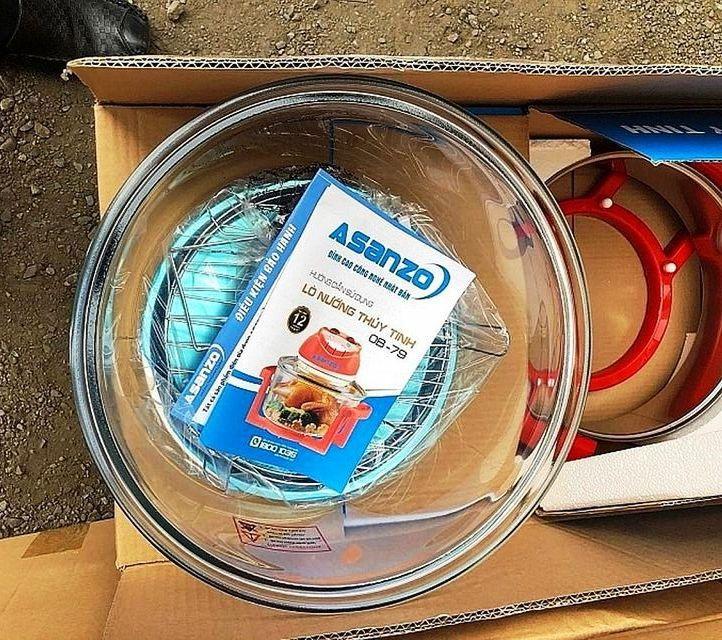 Hải quan TPHCM nói gì về việc Công ty Sa Huỳnh nhập sản phẩm thương hiệu Asanzo?