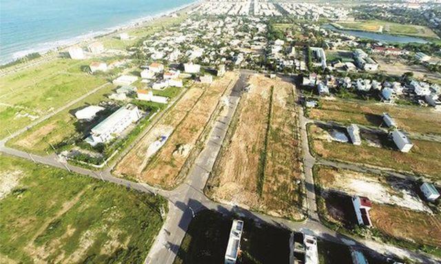 Giát đất nền tại nhiều quận, huyện ngoại thành Hà Nội leo thang - 1