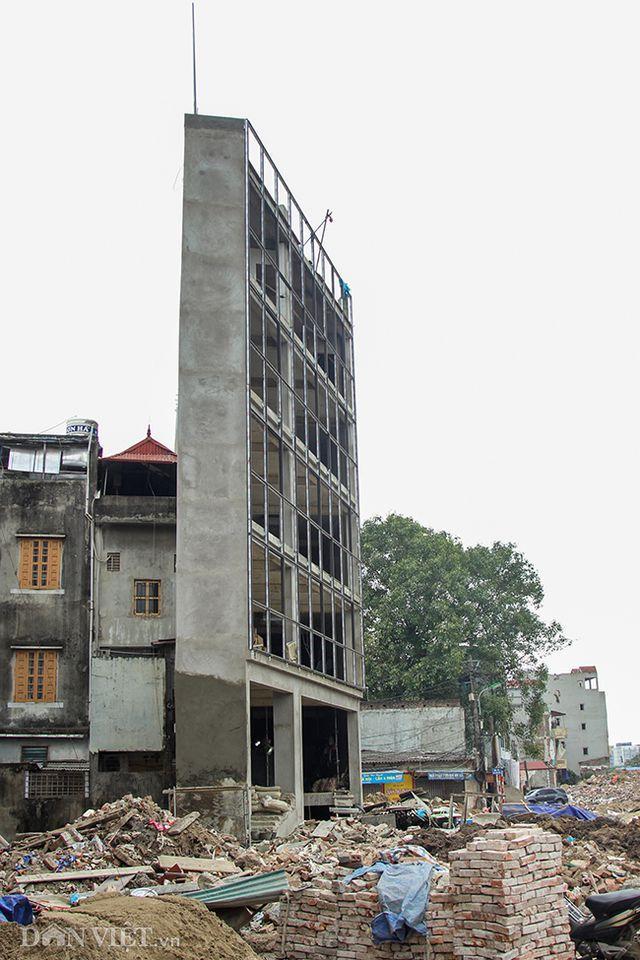 Giát đất nền tại nhiều quận, huyện ngoại thành Hà Nội leo thang - 2