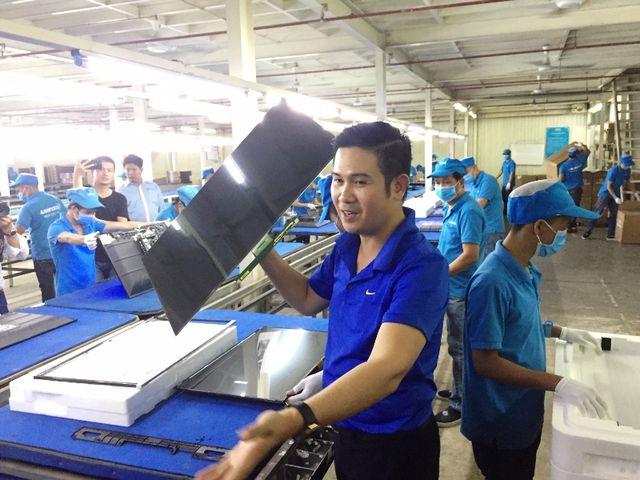 Tiếp tục kiểm tra thông quan 16 doanh nghiệp nhập khẩu hàng Asanzo - 1