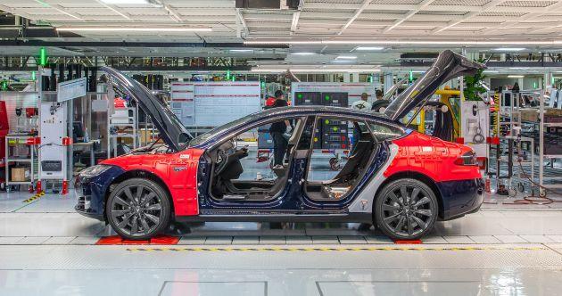 Trung Quốc kiếm bộn tiền thuế từ nhà máy của Tesla