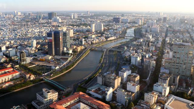 """""""Ông lớn"""" địa ốc Nhật mua lại tòa nhà văn phòng 14 tầng tại Việt Nam - 1"""
