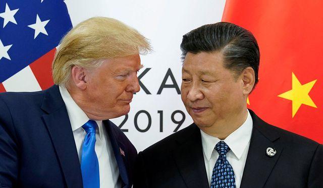 Ông Trump tuyên bố áp thuế 300 tỷ USD hàng Trung Quốc - 1