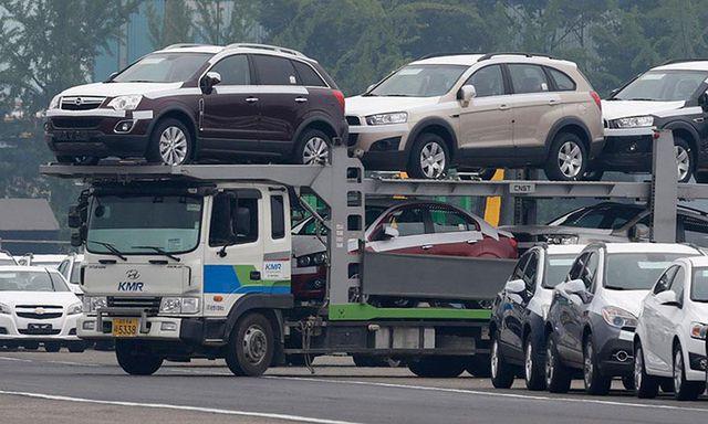 Tháng cô hồn, ô tô siêu rẻ Trung Quốc đổ bộ vào Việt Nam - 2