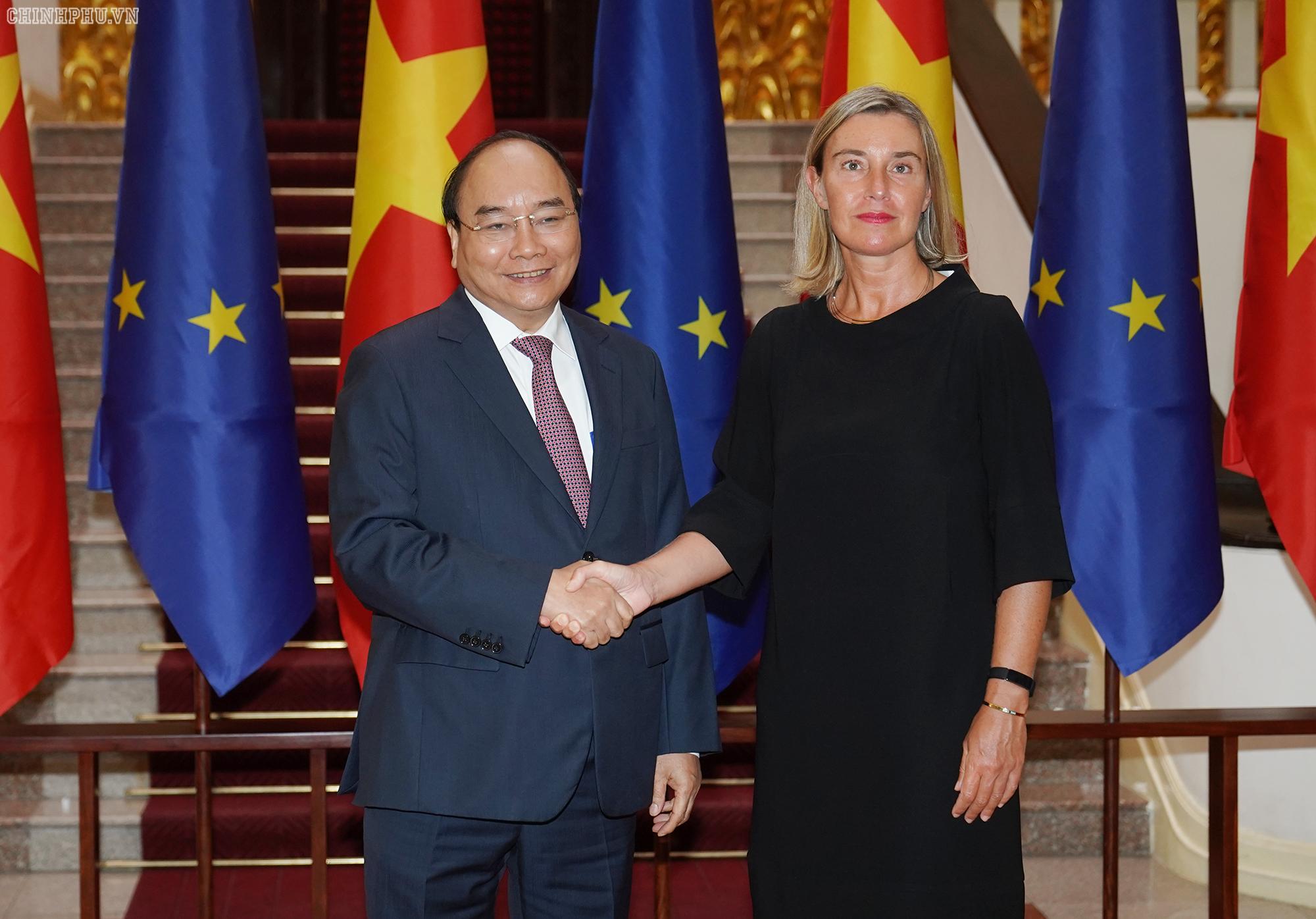 Thủ tướng mong EU mở rộng thị trường cho nông thủy sản cho Việt Nam