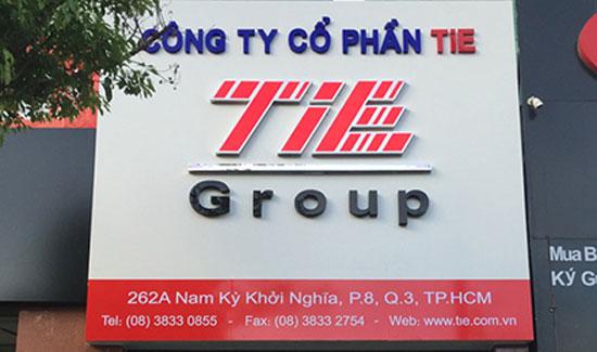 """Bị """"đuổi"""" khỏi HSX, cổ phiếu TIE về UPCoM giao dịch"""