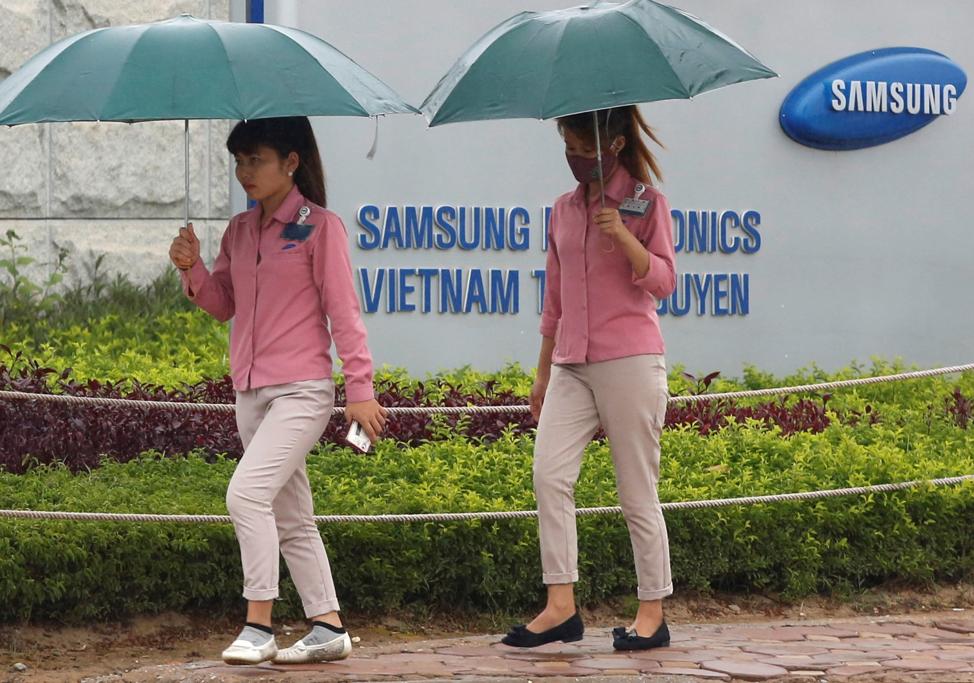 Samsung SDS mua 25% cổ phần tại Tập đoàn công nghệ số hai Việt Nam – CMC