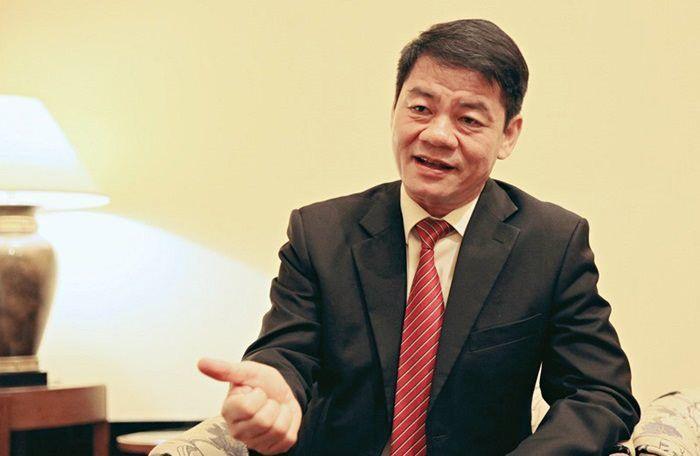 """""""Tỷ phú đôla"""" Trần Bá Dương chính thức là cổ đông lớn tại công ty bầu Đức"""