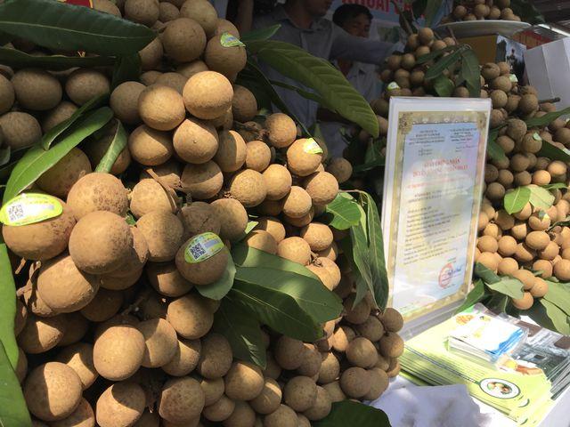 140 nghìn đồng/kg nhãn cổ đường phèn, dân Hà Nội vẫn xếp hàng tranh mua - 3