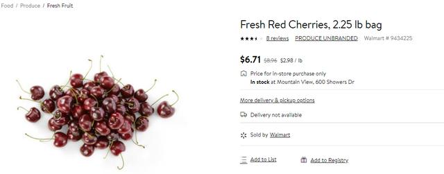 Cherry Mỹ siêu rẻ nhập ồ ạt vào Việt Nam, giá chỉ 209.000 đồng/kg - 2