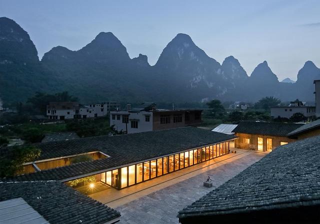 Những khách sạn được thiết kế đẹp nhất thế giới - 1