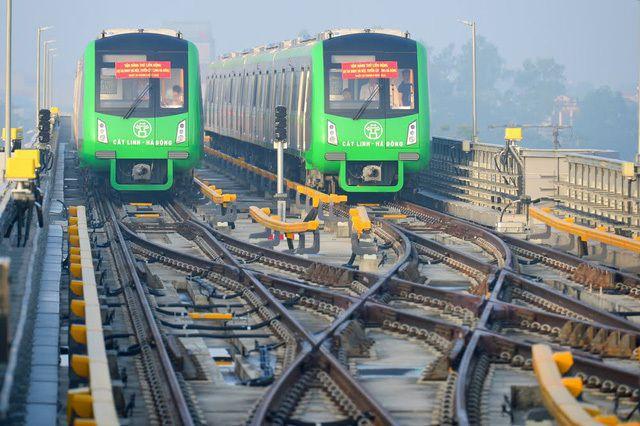 """Trung Quốc hạ đặt giàn khoan trái phép gây """"lụt"""" đường sắt Cát Linh - Hà Đông - 2"""