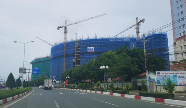 DIC Corp lại bị phạt gần 1 tỷ vì ngoan cố xây cao ốc không phép