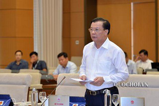 Bộ trưởng Tài chính muốn được giữ quyền bổ nhiệm Chủ tịch Ủy ban Chứng khoán - 2