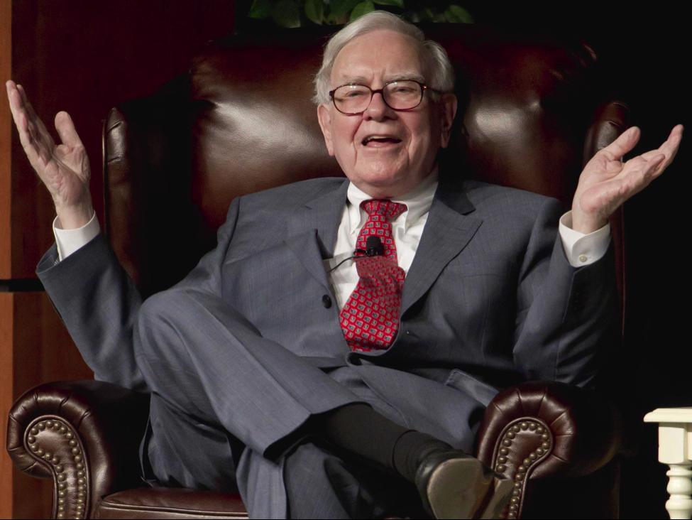 Tỷ phú Warren Buffet và 10 bí quyết để thành công trong cuộc sống