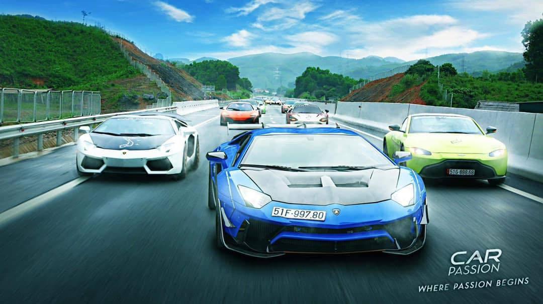 Hé lộ kế hoạch quy tụ 50 siêu xe của đại gia Việt