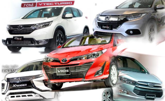 Họ nhà Toyota giảm giá vẫn không kéo nổi doanh số; Ngôi sao Xpander, CRV mất khách - 1