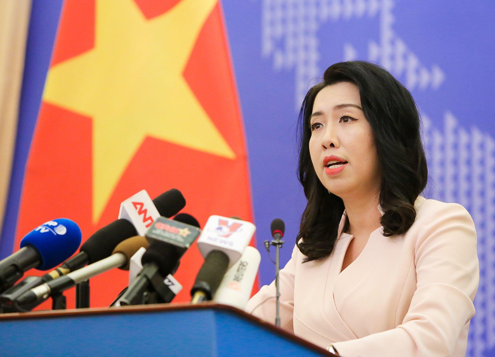 Tàu Trung Quốc quay trở lại xâm phạm vùng đặc quyền kinh tế của Việt Nam