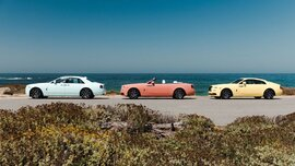 Chiêm ngưỡng trọn bộ sưu tập Rolls-Royce hương sắc mùa hè