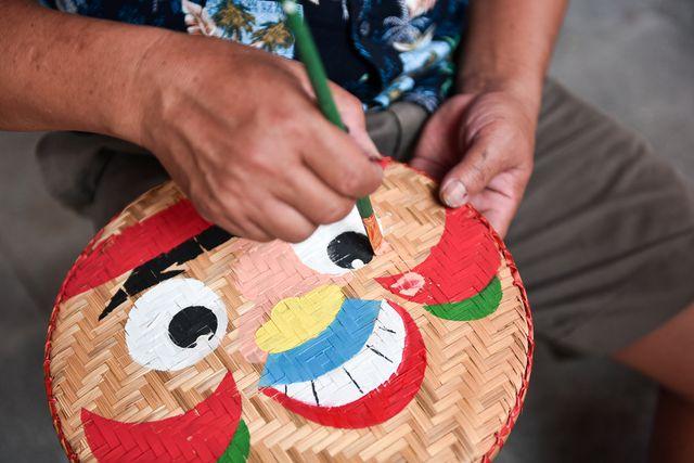 Đầu lân, trống gỗ thuần Việt hồi sinh, lấn át đồ chơi trung thu Trung Quốc - 11