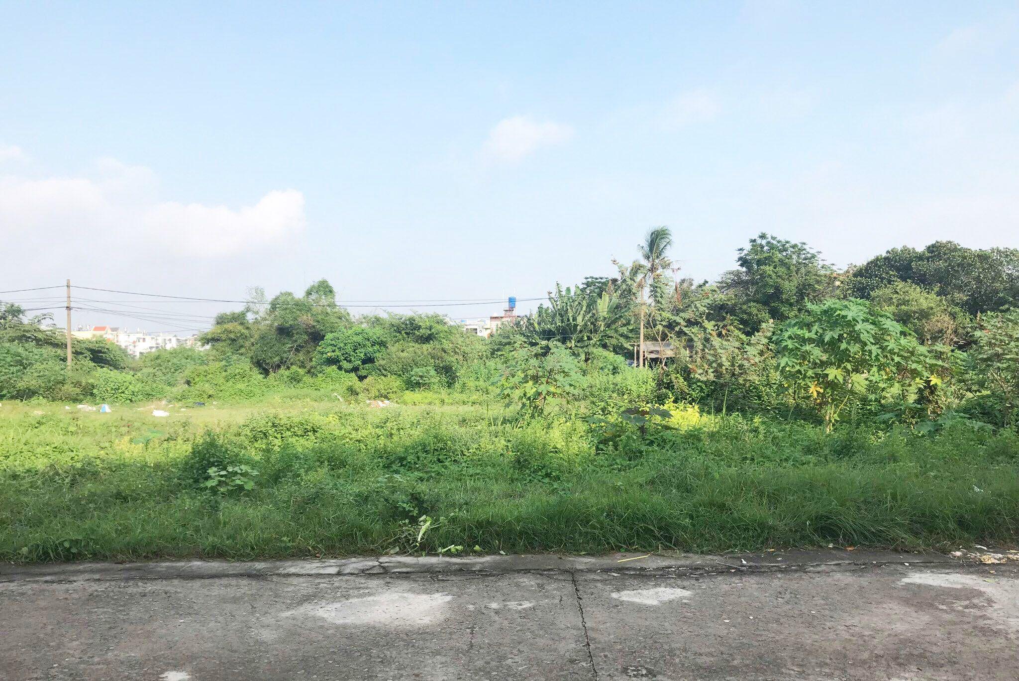 UBND phường cảnh báo dự án