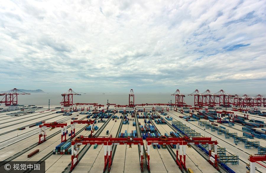 Xuất nhập khẩu của Trung Quốc tăng mạnh trong tháng 9