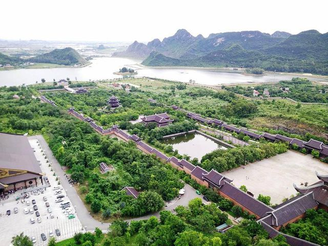 Bộ TN-MT lên tiếng việc cấp hàng ngàn hecta đất xây chùa Bái Đính, Tam Chúc - 2
