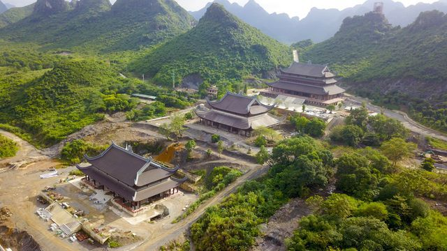 Bộ TN-MT lên tiếng việc cấp hàng ngàn hecta đất xây chùa Bái Đính, Tam Chúc - 3