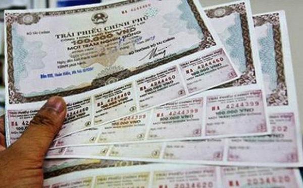 Đấu thầu trái phiếu, Kho bạc thu về hơn 145.000 tỷ đồng