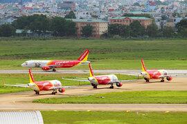 Ông Lưu Đức Khánh chi gần 20 tỷ đồng mua cổ phiếu Vietjet Air