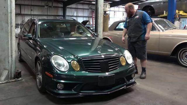 Mua xe Mercedes 12 năm tuổi chỉ 300 triệu đồng, chủ xe ăn quả đắng - 2