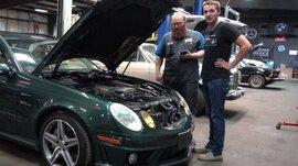 Mua xe Mercedes 12 năm tuổi chỉ 300 triệu đồng, chủ xe ăn quả đắng