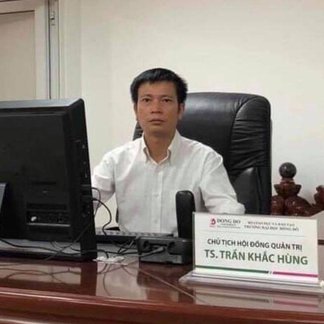 Ông chủ Đại học Đông Đô: Từ đại gia nổi tiếng thành Vinh đến tội phạm vừa bị truy nã - 1