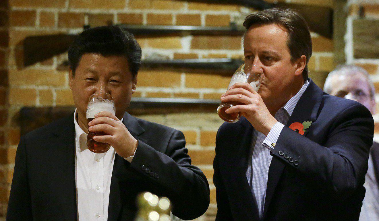 Giới siêu giàu Trung Quốc bắt tay vào đầu tư mạnh mẽ tại Anh