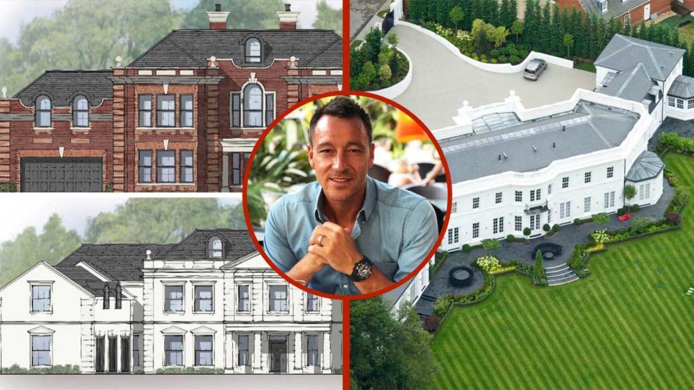 Không chỉ là một huyền thoại bóng đá, John Terry còn là một ông trùm đầu tư bất động sản